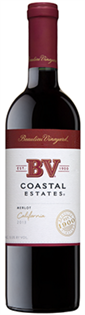 Beaulieu Vineyard Merlot Coastal Estates 2014 750ml